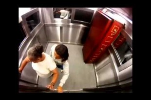 Best Zombie/ Corpse Elevator Prank EVER! Very funny!